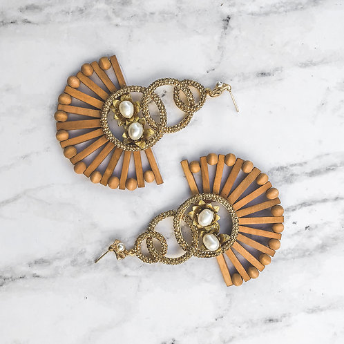 Espinela Statement Earrings