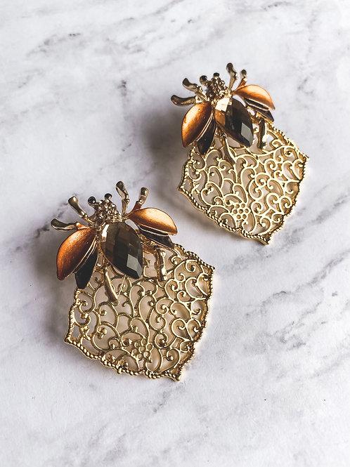 Penrhyn Statement Earrings