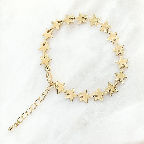 Stars Accent Bracelet