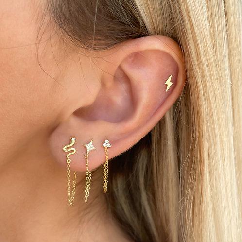 Ear Candy Chain Mini Piercings