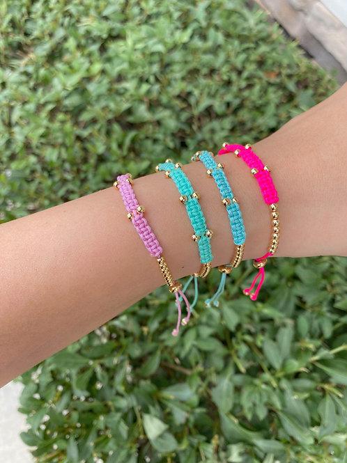 Preventa - Tiny Colored Bracelets
