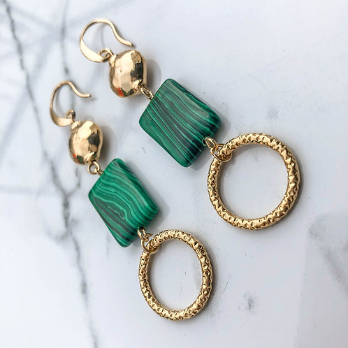 L Earrings