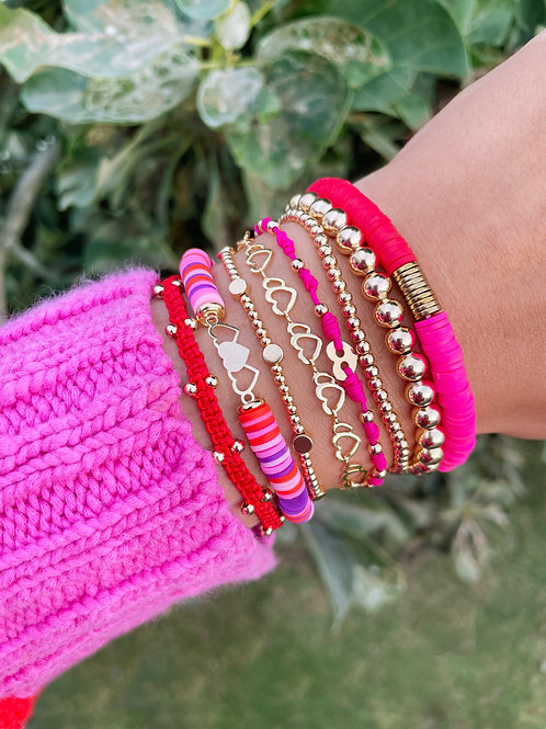Keep Loving Bracelets