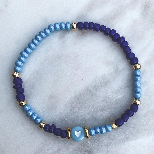 Love +  Color bracelets