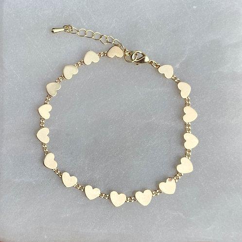 Heart Accent Bracelet 2.0