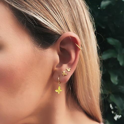 Ear Candy Butterflies Piercings