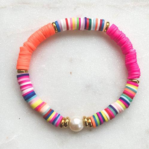 """""""Live Colorfully Summer  Bracelets"""""""