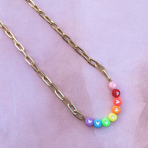 Love +  Necklace