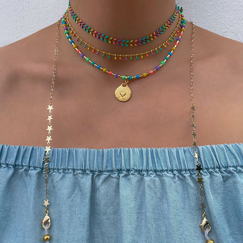 Spring Vibes Necklaces Collection
