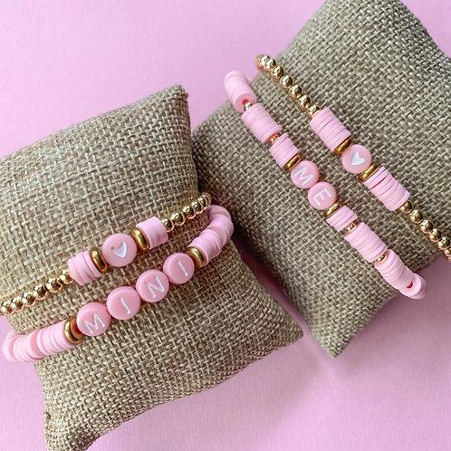 Mini Me Bracelets