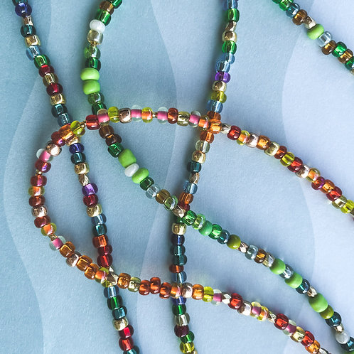 Color Your Layers Necklaces