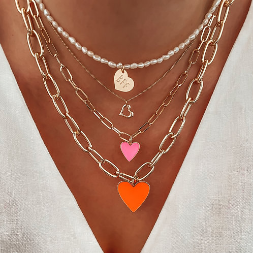 BFF Pearls Necklace