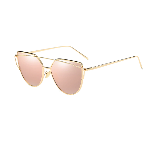 Pink & Yellow Dust Sunglasses
