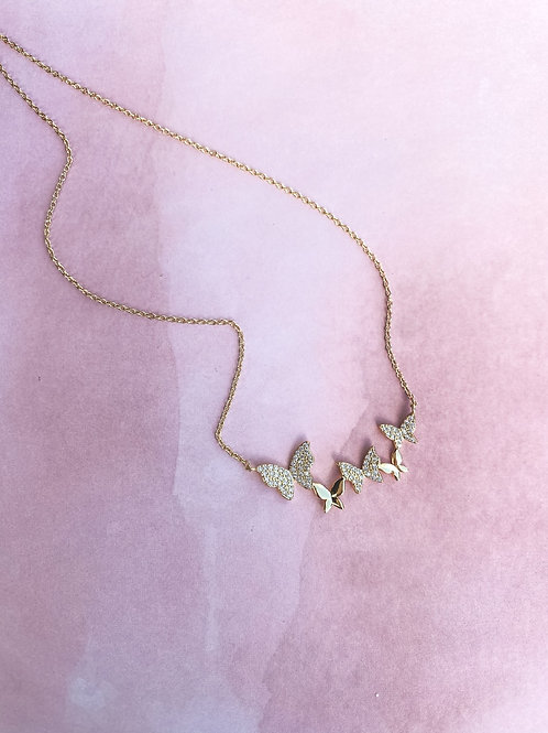 Wild Spirit Necklaces