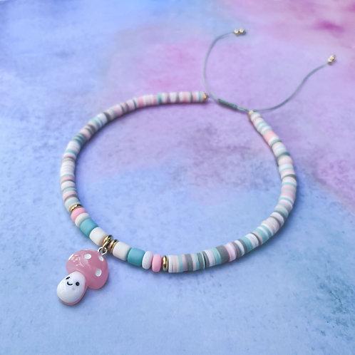Mushroom Adjustable Necklaces