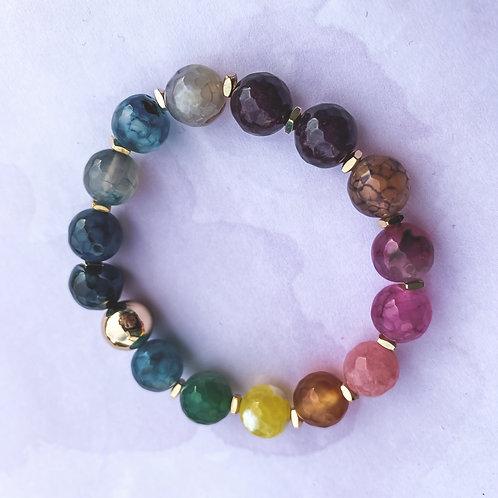 Magical Rainbow Bracelet