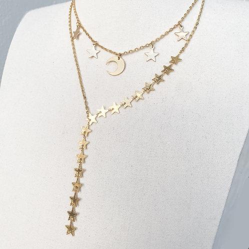 Celestia Necklaces Lariat