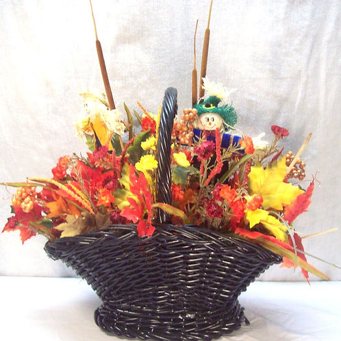 Scare Crows Basket