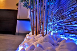 Eclairage led restaurant