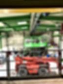 Suspension industrielles led 5 ans, sciola import, Carriere de lessus St Triphon