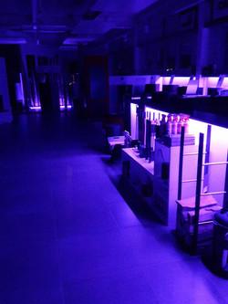 Eclairage show room