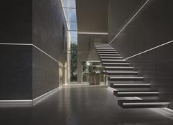 Eclairage led escaliers