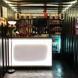Eclairage bar
