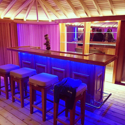 Eclairage led lounge