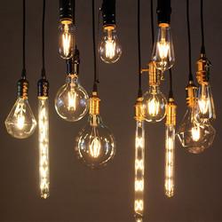 Ampoules led Vintage à filaments