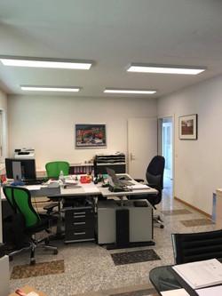 Eclairage de bureaux