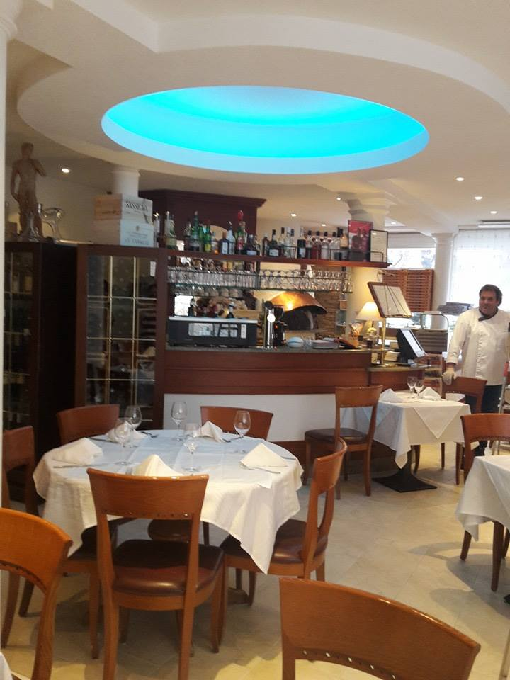 Eclairage led restaurant