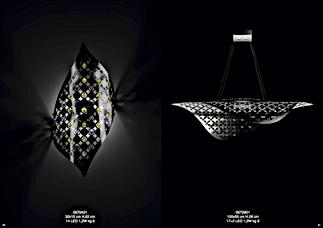 Luminaire de luxe BebyItaly