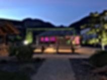 Luminaires Sciola Import, projecteurs led, réalisation Oneagain lougne St Triphon