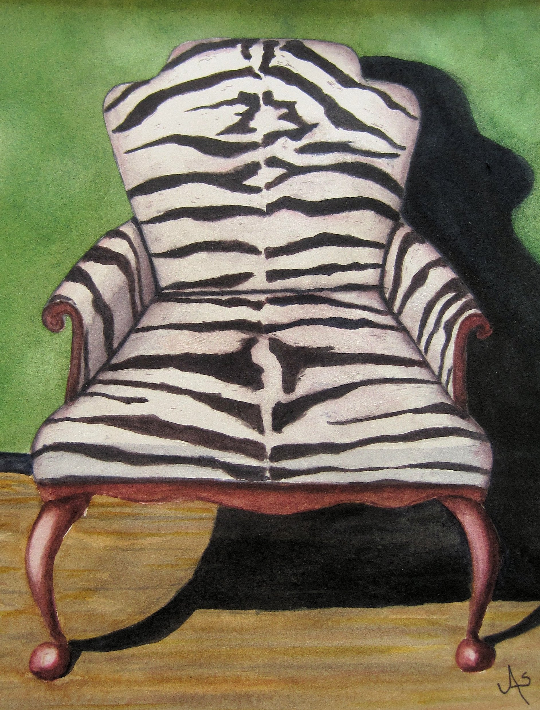 A Wild Chair