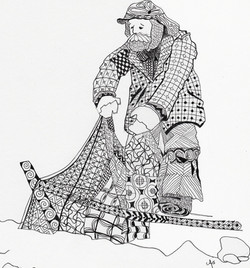 fisherman tangle fix