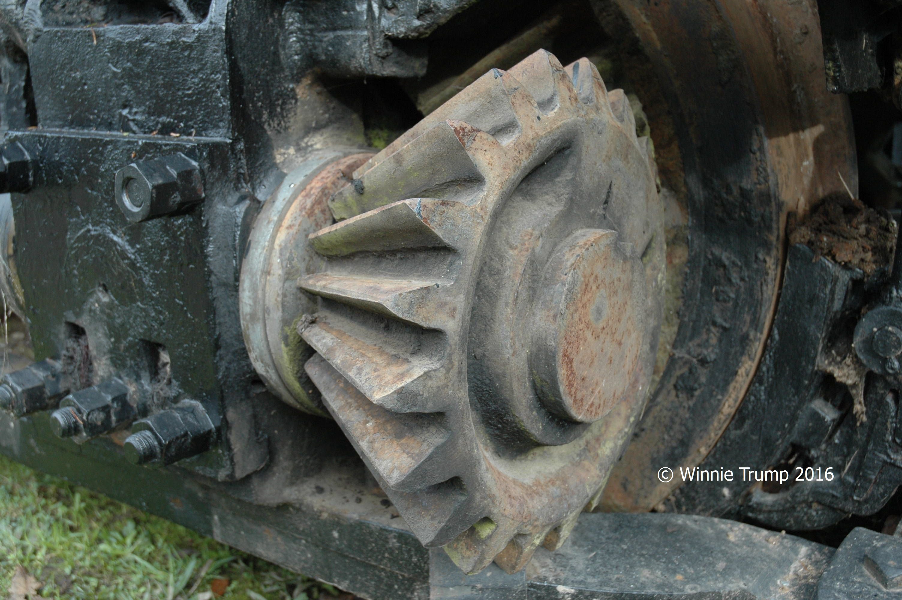 Locomotive Gear