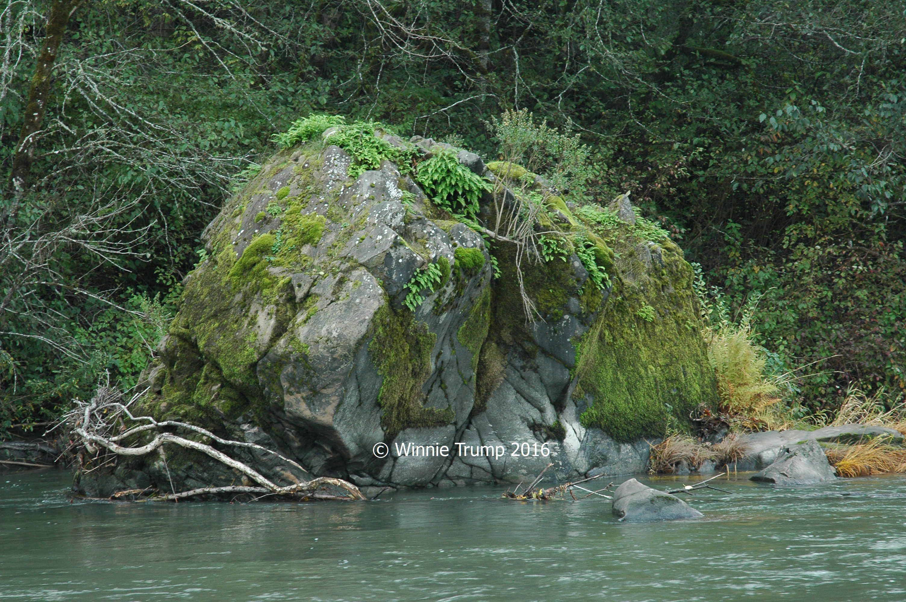 Mad River Monolith
