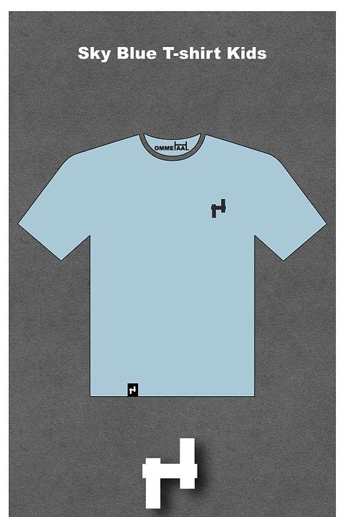 Sky Blue T-shirt Kids