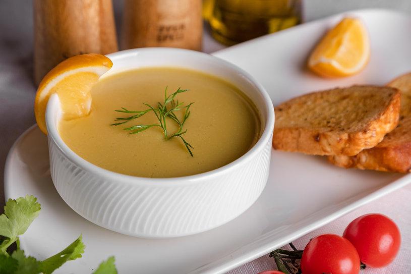 soup-in-white-ceramic-bowl
