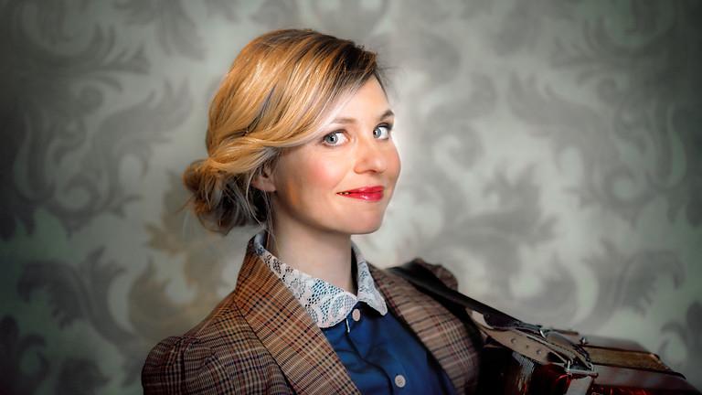 """Teresa Rizos - """"Selten Schön"""": Nachholveranstaltung vom 27.03.21"""
