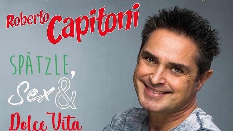 Roberto Capitoni: Nachholveranstaltung vom 12.03.21