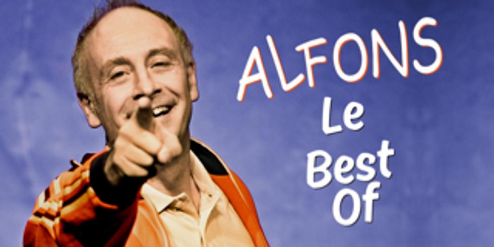 """VERSCHOBEN auf 14.09.22: Alfons – """"LE BEST OF"""""""