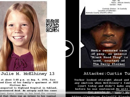 WHITE VICTIMS OF ANTI-WHITE NON-WHITE CRIME IN THE UNITED STATES OF AMERICA - THIS IS WHITE GENOCIDE