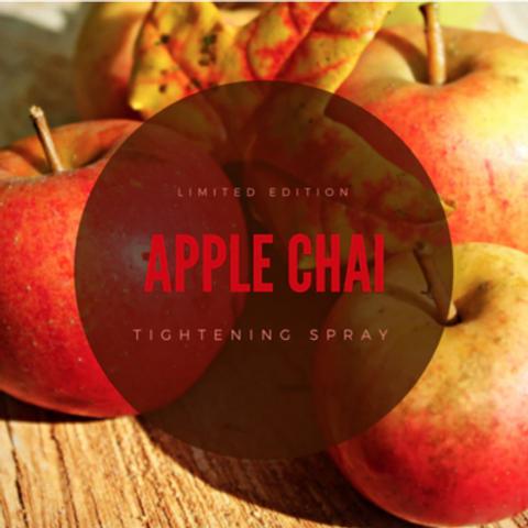 Limited Edition Apple Chai Tightening Spray 8oz