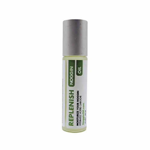 Noggin Oil Replenish Scalp Relief Roller