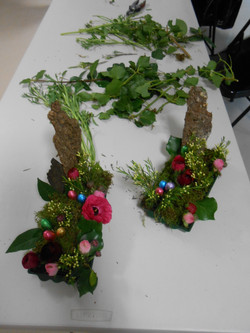 art floral pâques 2015