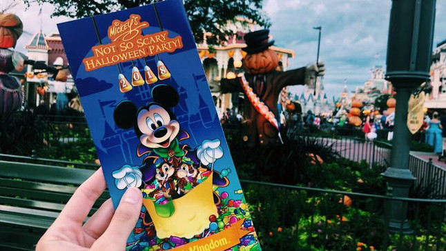 Your Guide to Mickey's Not So Scary Halloween Party