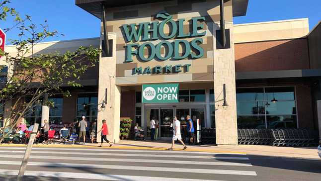 Grand Opening - Whole Foods Market in Fort Myers