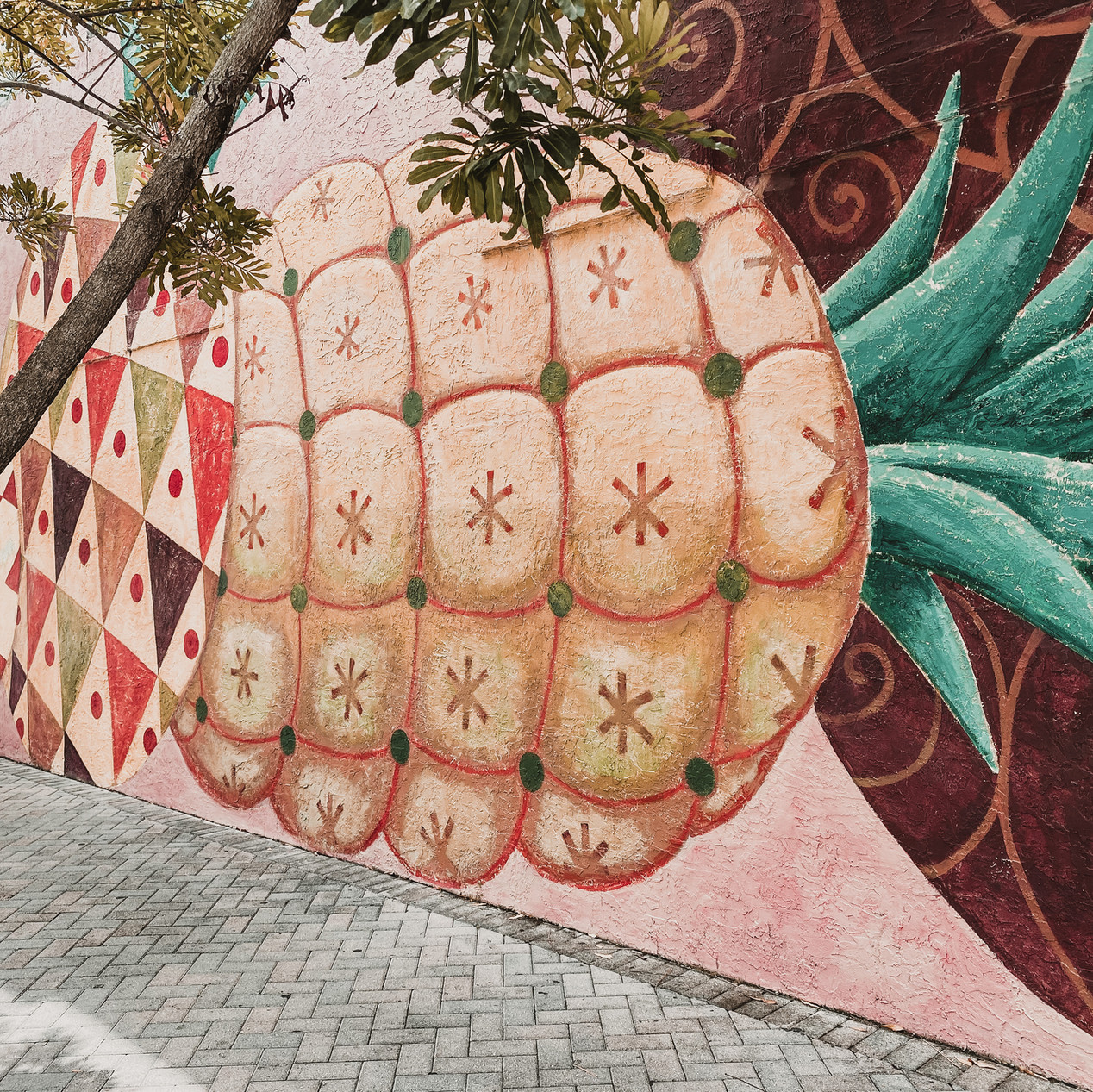 Pineapple Grove Arts District