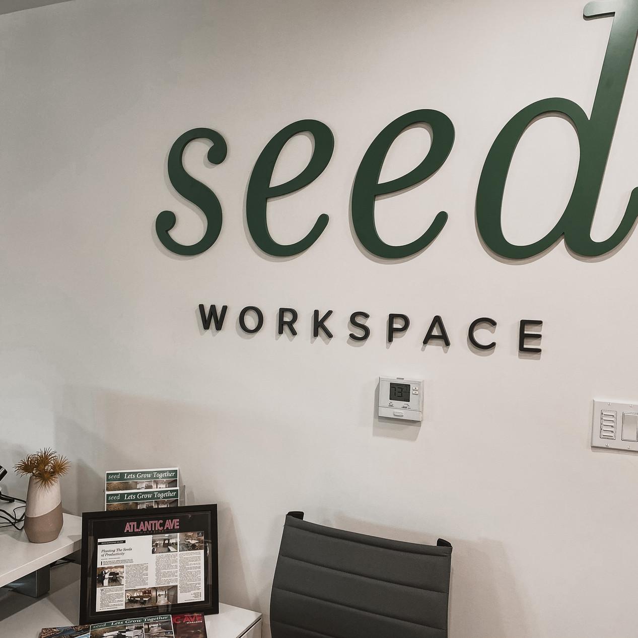 Seed Workspace